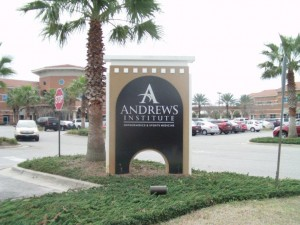 The Andrews Institute, the place for physical therapy in Gulf Breeze, FL