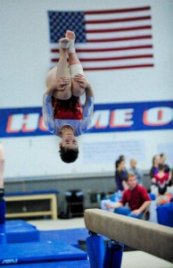 March 2011 - Idaho State Gymnastics Competition