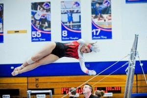 Idaho State Gymnastics Competition