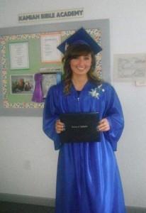 Ally's Graduation