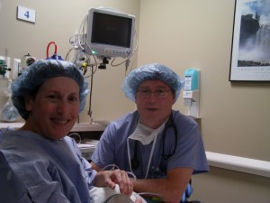 Pre Surgery with CRNA-David Bobiak