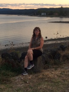 Silverdale Beach 8-19-14 without walking boot and ankle brace